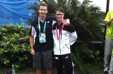 Robert Hendrick has won Ireland's latest medal at the Youth Olympics