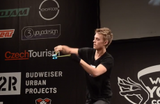 Want to see how the Yo-Yo champion of the world earned his title?