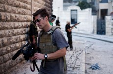 Islamic State releases video claiming to show beheading of US journalist James Foley
