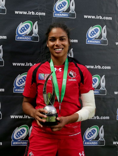 IRB promise to do 'everything' possible to continue growth of women's rugby