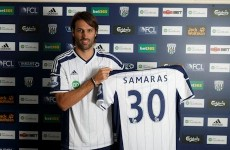'Arry's Transfer Window: Samaras makes Prem return, Cavani to Gunners and Welbeck unwanted