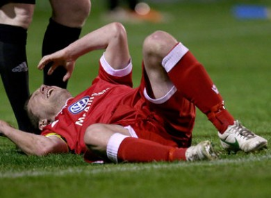Shelbourne played out a disappointing home draw with Longford town.