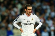 """Gareth Bale says his muscular new physique is just down to """"a bit of running"""""""