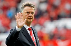 Louis van Gaal: 2 weeks ago I was the king of Manchester and now I'm the devil