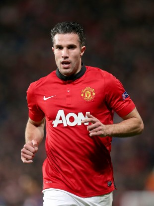 Van Persie may sit out United's first game of the season.