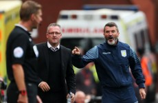 Delight for Keane as Aston Villa pick up an impressive away win at Stoke