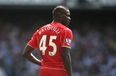Brendan Rodgers salutes newly disciplined Mario Balotelli