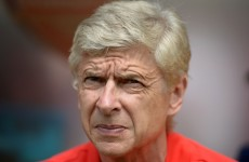 Arsene Wenger queries Man City's Frank Lampard signing