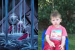 This Irish three-year-old nominated Spiderman for the ice bucket challenge… and Spidey stepped up