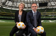 Martin O'Neill names 36-man squad for Oman friendly and Euro 2016 opener