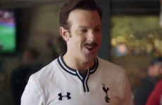Remember 'former Spurs head coach' Ted Lasso? He's back!