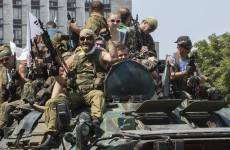 Ukraine claims Russia attempted to send troops disguised as aid mission