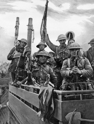 Irish soldiers in the Great War: Tracing your family history in WWI
