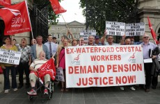 Five years on – Waterford Crystal workers speak of struggle to secure pensions