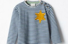 Zara removes top similar to Jewish 'Star of David' uniform from sale after backlash
