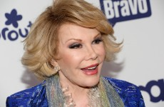 Joan Rivers is being brought out of her medically induced coma… it's The Dredge