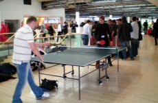 Sure the ping pong is fun, but IT staff also want to do good work