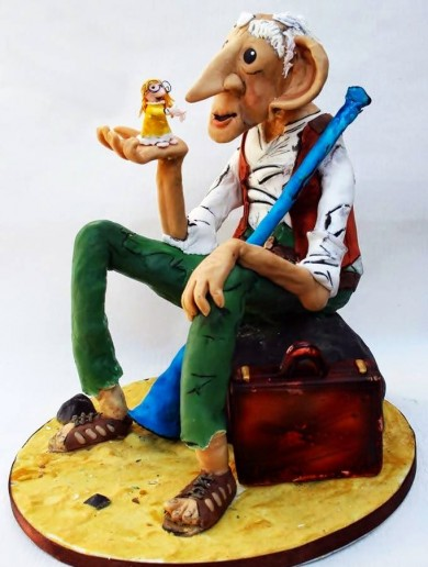 Irish bakers celebrate Roald Dahl Day with these fantastic Dahl-themed cakes
