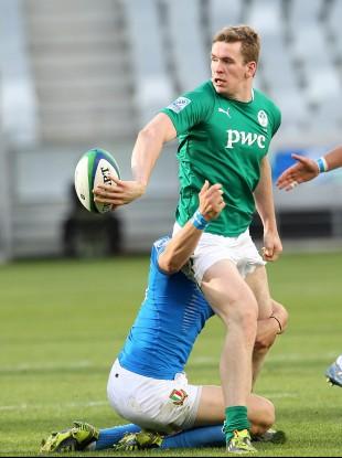 Farrell shone for the Ireland U20s in 2012.