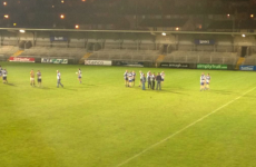 Dromintee explain why they had players wearing jeans for THAT Armagh club match