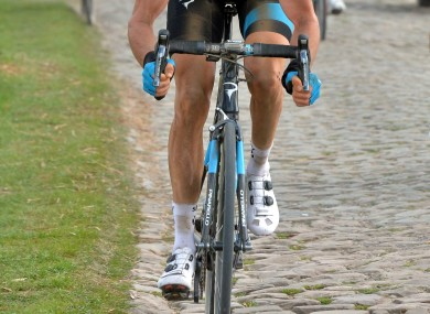 Why do cyclists shave their legs? · The42