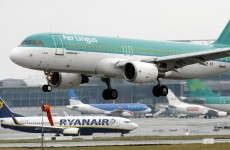 Russia's threatening to block its airspace – Irish airlines say it's grand