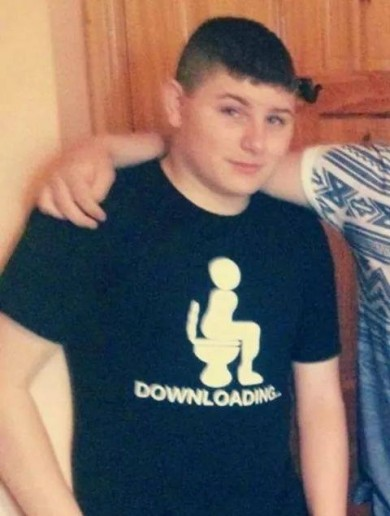 Have you seen Dylan O'Doherty? Gardaí are looking for him