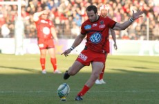 Toulon slump at home while Clermont pile pressure on Toulouse