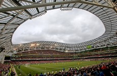 Dublin announced as UEFA Euro 2020 host city