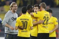 Lacklustre Arsenal outclassed by Dortmund as Klopp has the last laugh