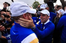 'I hit the wedge of my life' – Jamie Donaldson on getting the winning point for Europe