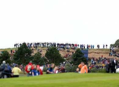 Gleneagles will host this year's Ryder Cup.