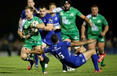 Rob Kearney ran into a brick wall last Friday night