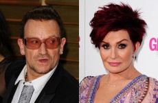 Sharon Osbourne had a giant freakout at U2 on Twitter… it's The Dredge