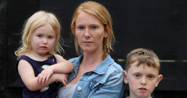 Homeless Dublin mother claims hotel evicted her for talking to journalist
