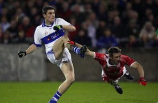You have to see Diarmuid Connolly&