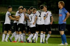 Dundalk hold their nerve as edge closer to title