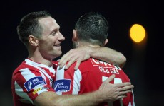 Candystripes hammer Drogs to stroll into FAI Cup semi-finals
