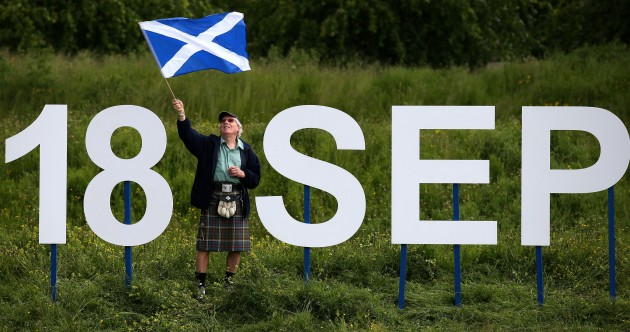 Opinion: The Scottish referendum is the classic heart versus head clash