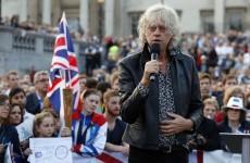 Here's why everyone is questioning Bob Geldof's Irishness