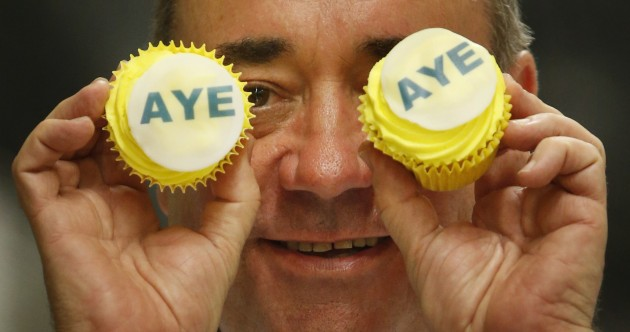 Column: 'The Scottish voting yes are doing so from an international, rather than just a nationalist mindset'