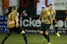 Super sub Sheppard sends Hoops into FAI Cup semi-final with late double