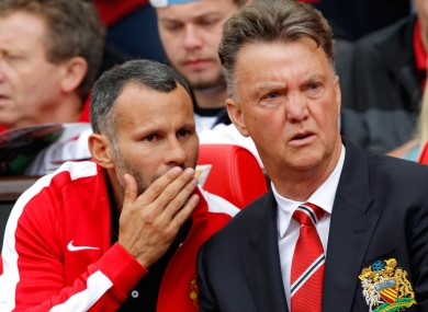 Giggs has expressed a firm interest in becoming Manchester United manager on a full-time basis in the future.