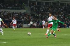 As it happened: Ireland v Georgia, Euro 2016 qualifier