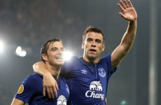Everton rout Wolfsburg while Spurs and Celtic both draw in Europa League