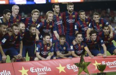 Messi's pizza & Pique's Nutella sandwich – Barcelona's post-game meals revealed
