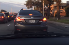 This man's over dramatic traffic rant is practically Oscar-worthy