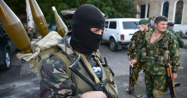 Putin calls for Ukraine peace talks – but battles continue