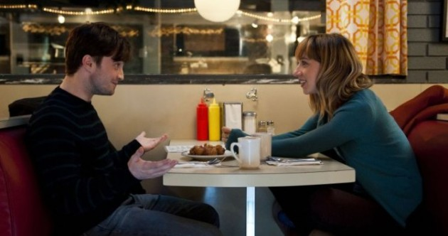 How an Irishwoman's diner became the setting for Daniel Radcliffe's new film