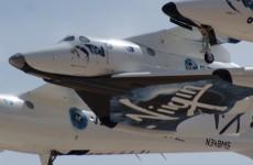 One pilot dies after Virgin Galactic spaceplane crashes in test flight